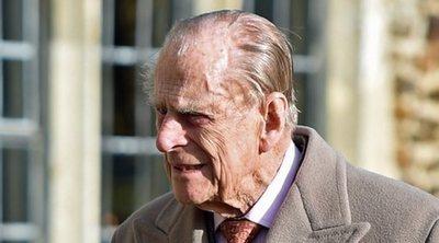 El Duque de Edimburgo, obligado a no acudir a un acto público junto al Príncipe Andrés por problemas de salud
