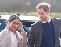 El Príncipe Harry y Meghan Markle cierran en Irlanda del Norte su gira de presentación por Reino Unido