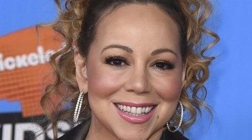 Mariah Carey aparece en los Kids Choice Awards 2018 junto a su exmarido y sus hijos