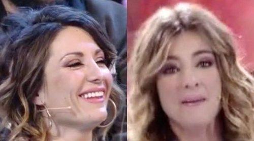 La proposición de Sandra Barneda que Nagore Robles ha rechazado en 'Supervivientes 2018'