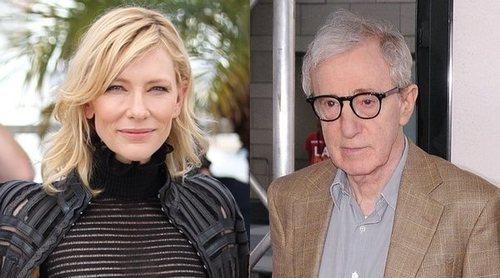 Cate Blanchett opina sobre la polémica que rodea a Woody Allen: 'Soy una firme creyente en la justicia'