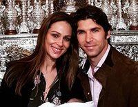 Cayetano Rivera y Eva González disfrutan de su primera Semana Santa de Sevilla con su hijo Cayetano