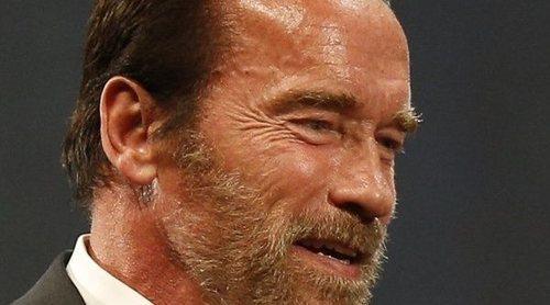 Arnold Schwarzenegger, muy optimista tras ser operado de urgencia a corazón abierto: 'I'm back'