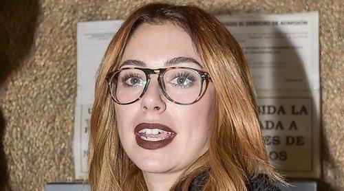 Blanca Suárez, de paseo con su perro ajena a todos los rumores sobre su posible romance con Mario Casas