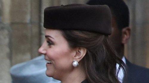 Los embarazos de Kate Middleton y Zara Phillips y las ausencias marcan la Pascua de la Familia Real Británica