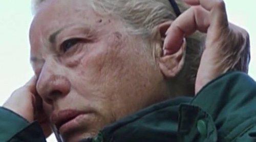 La tristeza de Mayte Zaldívar por no estar cerca de Fernando Marcos: