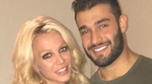 Las bonitas palabras de Sam Asghari a su novia Britney Spears
