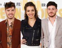 Alfred, Amaia, Ana Guerra, Roi y Cepeda, los grandes protagonistas de la premier de 'Campeones'