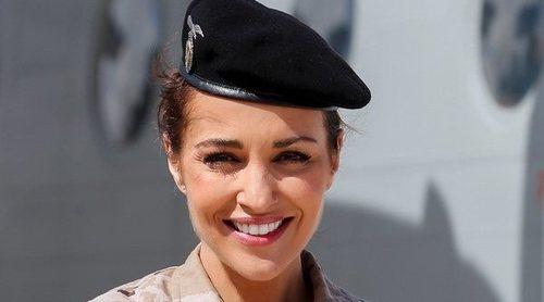 Paula Echevarría y el uso de su arma de 'Los Nuestros 2': 'La usaría para espantar a unos cuantos'