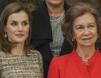 Escándalos y desplantes: la tensa relación entre la Reina Letizia y la Reina Sofía