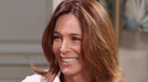 Lydia Bosch hace balance de su carrera y cuenta por qué se cambió el nombre
