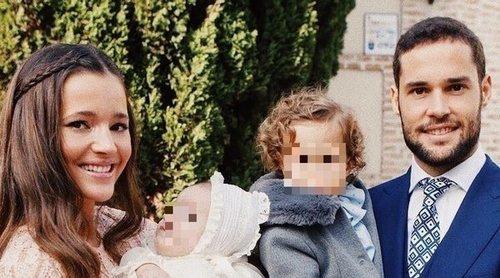Malena Costa recuerda cómo fue el bautizo de su hijo Mario