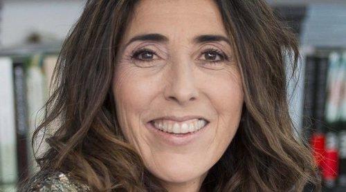 Paz Padilla rompe una mesa en el plató de 'Sálvame' al imitar a Sofía Suescun