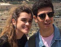 Alfred y Amaia, como dos turistas por las calles de Jerusalén
