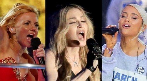 Cantantes que se enamoraron de sus bailarines