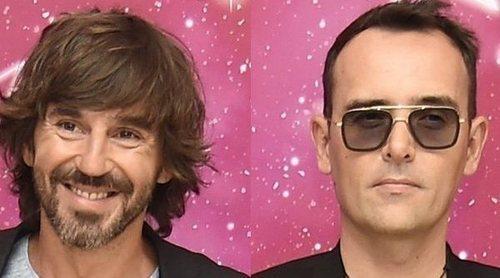 Santi Millán se burla en 'Got Talent' del matrimonio de Risto Mejide y Laura Escanes