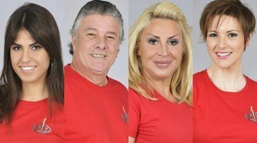 Sofía Suescun, Francisco, Raquel Mosquera y María Jesús Ruiz son los nuevos nominados de 'Supervivientes 2018'