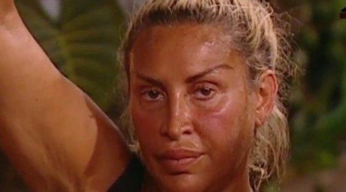 Raquel Mosquera, contra Fernando en 'Supervivientes 2018':