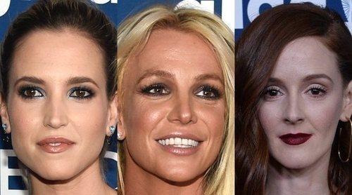 Britney Spears, Ricky Martin, Ana Fernández y Ana Polvorosa asistieron a los GLAAD AWARDS de Los Ángeles