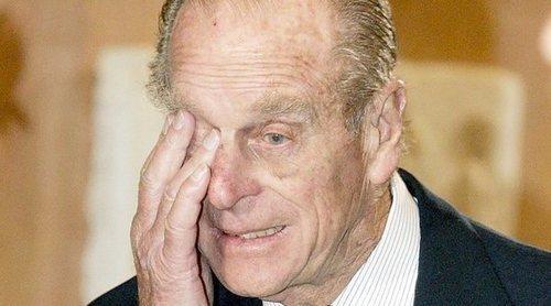 La soledad del Duque de Edimburgo tras su operación de cadera