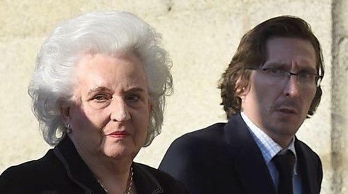 Fernando Gómez-Acebo y Mónica Martín Luque sufren el embargo de su casa y tienen una elevada deuda bancaria