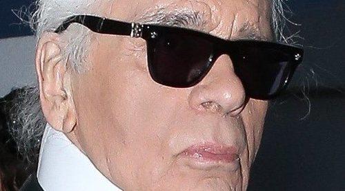 Karl Lagerfeld, sobre el movimiento '#MeToo': 'Estoy harto de eso'