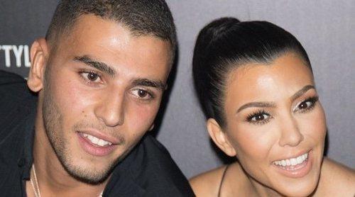 El enfado de Younes Bendjima por ser acusado de ser infiel a Kourtney Kardashian