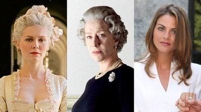 María Antonieta, Isabel II, Letizia y otras reinas protagonistas de películas y series