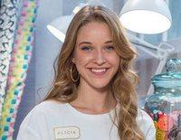 Así es Alicia, la ganadora de 'Maestros de la costura'