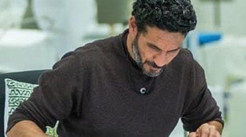 La gran habilidad de Óscar Higares para coser en 'Maestros de la costura' que ha sorprendido a todo el mundo