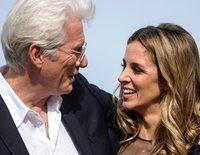 Richard Gere y Alejandra Silvia se han casado en Nueva York