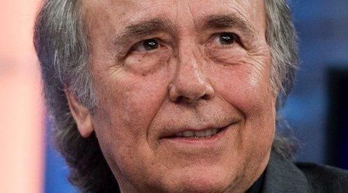 Joan Manuel Serrat visita 'El Hormiguero' y habla sin tapujos sobre la tensa situación en Cataluña