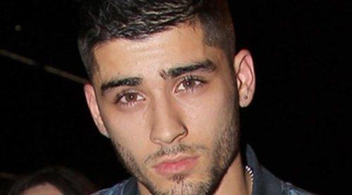 Zayn Malik, cazado saliendo del apartamento de su exnovia Gigi Hadid