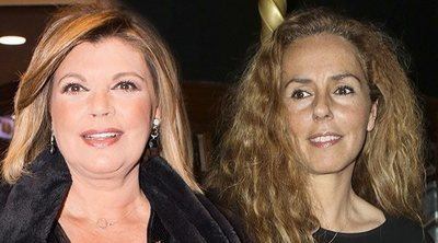 Amiguísimas: Terelu Campos y Rocío Carrasco, más que amigas, hermanas