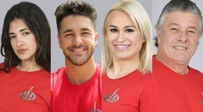 Melissa Vargas, Hugo Paz, Isabel Castell y Francisco son los nuevos nominados de 'Supervivientes 2018'
