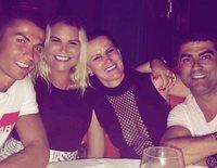 Fútbol, éxito y fama: así son y así se llevan Elma, Hugo, Katia y Cristiano Ronaldo Aveiro