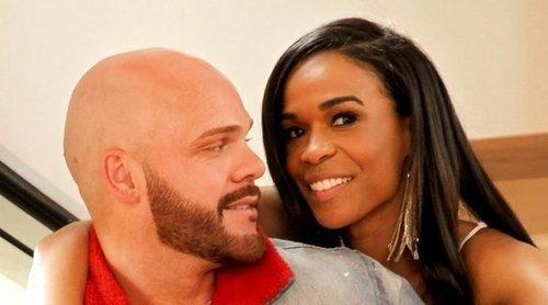 Michelle Williams se compromete con Chad Johnson tras un año de noviazgo