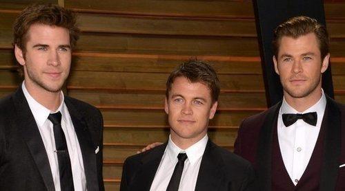 Luke Hemsworth, feliz de ser menos famoso que sus hermanos Chris y Liam Hemsworth