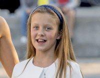 La Princesa Isabel de Dinamarca celebra a caballo su 11 cumpleaños