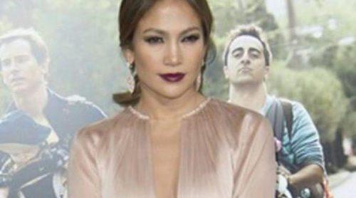 Jennifer Lopez y Cameron Diaz, estrellas de la premiere de '¿Qué esperar cuando estás esperando?' en Los Angeles