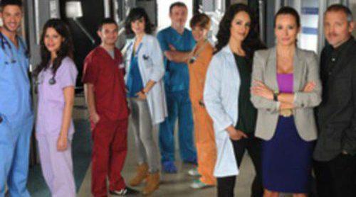 'Hospital Central' abre sus puertas por vigésima vez con la incorporación de Mar Regueras