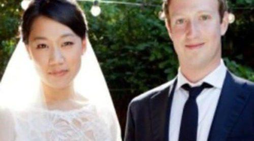 Mark Zuckerberg, CEO de Facebook, se casa con su novia Priscilla Chan un día después de salir a bolsa