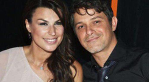 Alejandro Sanz y Raquel Perera se casan en una ceremonia sorpresa en el bautizo de su hijo Dylan