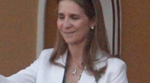 La Infanta Elena, Ana Rosa Quintana y Marta Hazas, testigos de la retirada de Julio Aparicio en Las Ventas