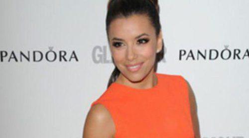 Sofia Vergara, Eva Longoria, Lea Michele y Kylie Minogue, premiadas en los Glamour Mujer del Año 2012
