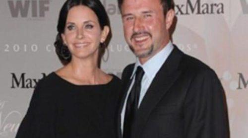 David Arquette pide el divorcio a Courteney Cox y la custodia compartida de su hija
