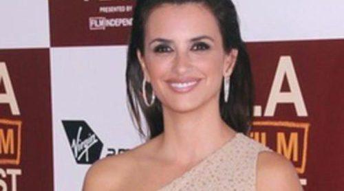 Elena Anaya apoya a Penélope Cruz y Woody Allen en el estreno de 'To Rome with love'