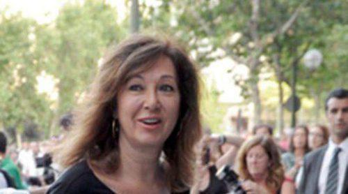 La Infanta Margarita, Ana Rosa Quintana, Nieves Álvarez y Gonzalo Miró bailan al ritmo de Bruce Springsteen