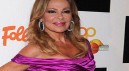 Ana Obregón se enfrenta a la 'Entrevista a la carta' de Julia Otero