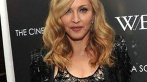 Madonna graba en Florencia el videoclip de 'Turn up the radio' junto a su novio Brahim Zaibat